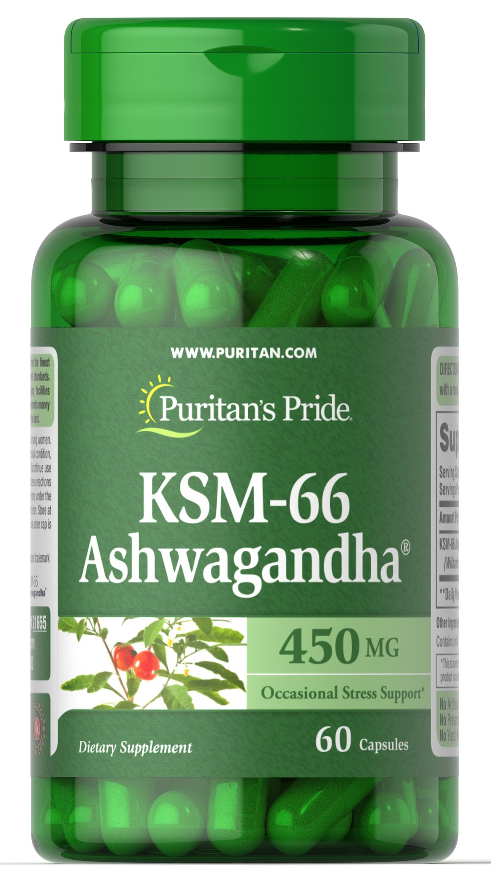 Products with KSM-66 – KSM-66